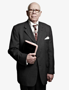 Rev Jesse Douglas