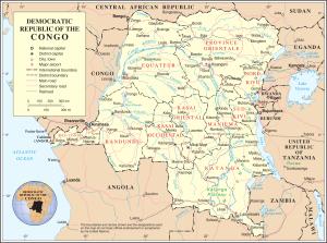 DRC Africa
